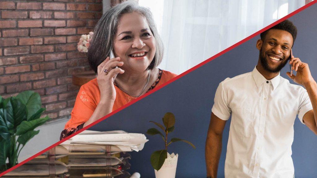 services, telephone assurance